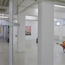 Torsten Mühlbach Solo Show Apocalypse and other crazy things